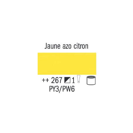 VAN GOGH HUILE 200ML S1 267 JAUNE AZO CITRON