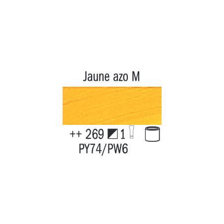VAN GOGH HUILE 200ML S1 269 JAUNE AZO MOYEN