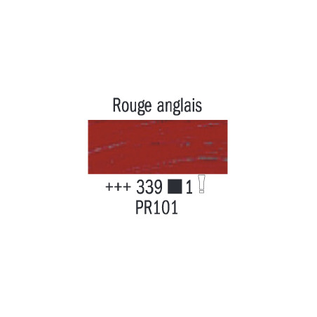 VAN GOGH HUILE 200ML S1 339 ROUGE ANGLAIS