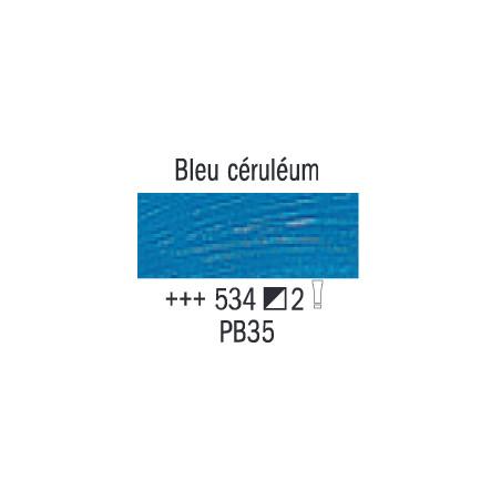 VAN GOGH HUILE 200ML S2 534 BLEU CERULEUM