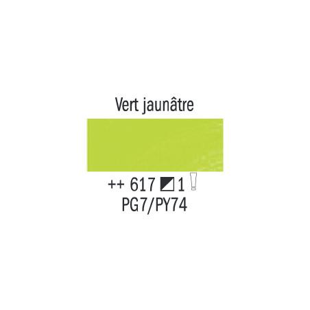 VAN GOGH HUILE 200ML S1 617 VERT JAUNATRE