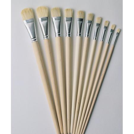 Set de pinceaux usés bombés n°2 Tosh