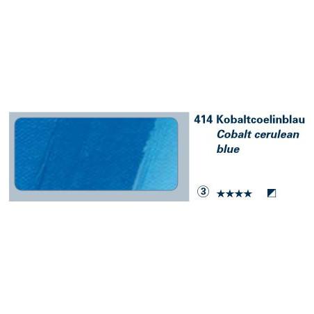 NORMA HUILE EXTRAFINE 35ML S3 414 BLEU CERULEUM COBALT