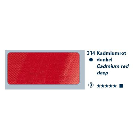 NORMA HUILE EXTRAFINE 35ML S3 314 ROUGE CADMIUM FONCE