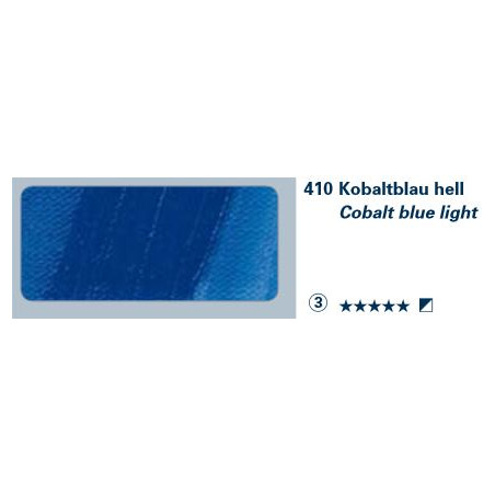 NORMA HUILE EXTRAFINE 35ML S3 410 BLEU COBALT CLAIR