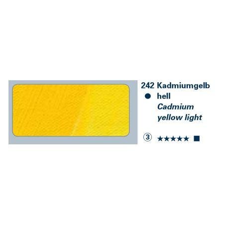 NORMA HUILE EXTRAFINE 120ML S3 242 JAUNE CADMIUM CLAIR
