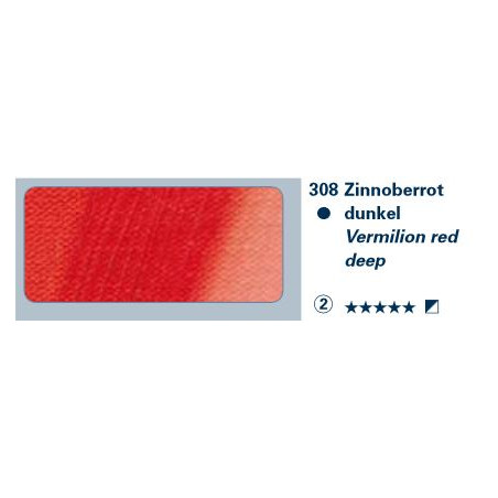 NORMA HUILE EXTRAFINE 120ML S2 308 ROUGE VERMILLON FONCE