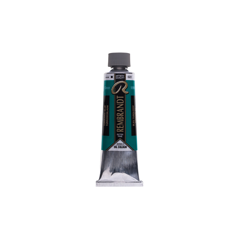 REMBRANDT HUILE EXTRA FINE 40ML S3 323 CARMIN BRULE