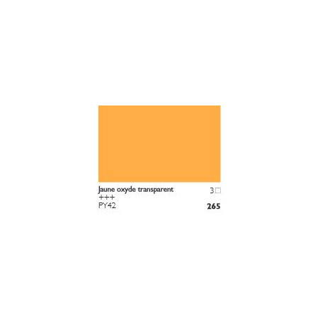 COBRA HUILE/EAU EXTRAFINE 40ML S3 265 JAUNE OXYDE TRANSPARENT