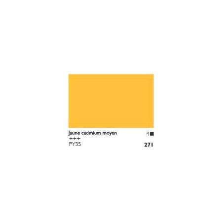 COBRA HUILE/EAU EXTRAFINE 40ML S4 271 JAUNE CADMIUM MOYEN