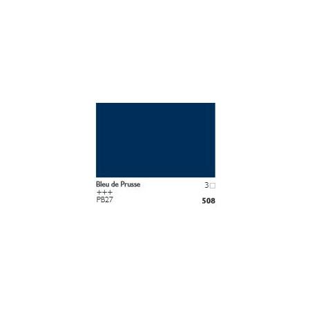 COBRA HUILE/EAU EXTRAFINE 40ML S3 508 BLEU DE PRUSSE