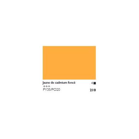 COBRA HUILE/EAU EXTRAFINE 40ML S4 210 JAUNE CADMIUM FONCE