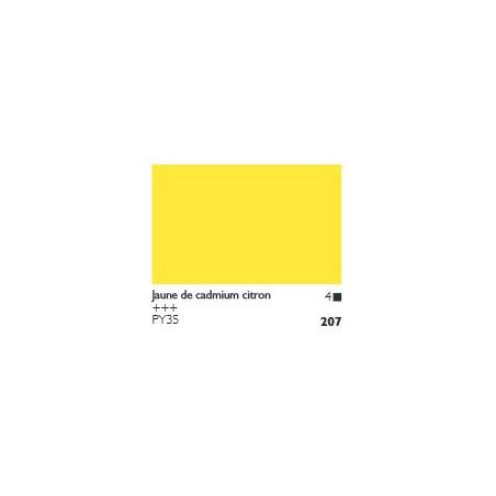 COBRA HUILE/EAU EXTRAFINE 40ML S4 207 JAUNE CADMIUM CITRON