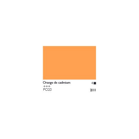 COBRA HUILE/EAU EXTRAFINE 40ML S4 211 ORANGE CADMIUM