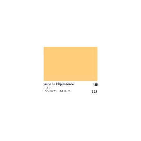 COBRA HUILE/EAU EXTRAFINE 40ML S3 223 JAUNE NAPLES FONCE