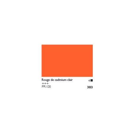 COBRA HUILE/EAU EXTRAFINE 40ML S4 303 ROUGE CADMIUM CLAIR