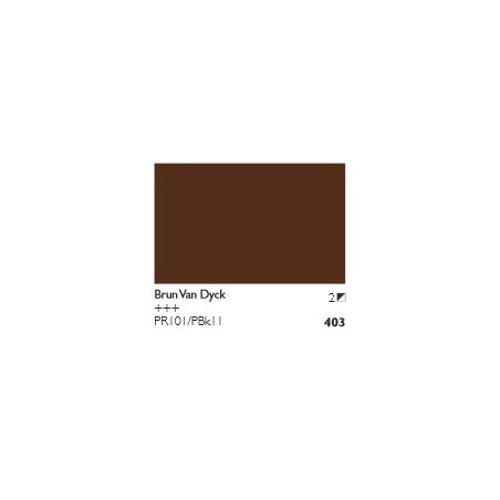 COBRA HUILE/EAU EXTRAFINE 40ML S2 403 BRUN VAN DYCK