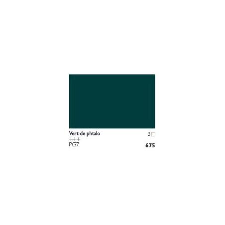 COBRA HUILE/EAU EXTRAFINE 40ML S3 675 VERT PHTALO
