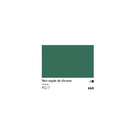 COBRA HUILE/EAU EXTRAFINE 40ML S4 668 VERT OXYDE DE CHROME