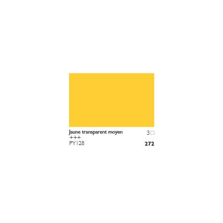 COBRA HUILE/EAU EXTRAFINE 40ML S2 272 JAUNE TRANSPARENT MOYEN
