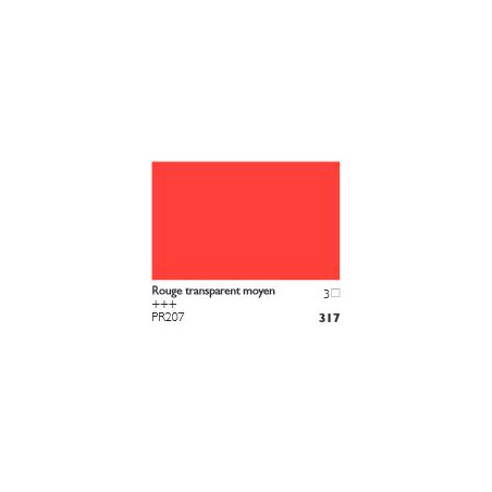 COBRA HUILE/EAU EXTRAFINE 40ML S3 317 ROUGE TRANSPARENT MOYEN