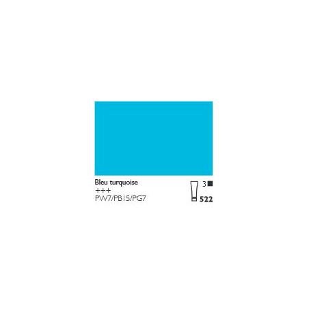 COBRA HUILE/EAU EXTRAFINE 40ML S3 522 BLEU TURQUOISE