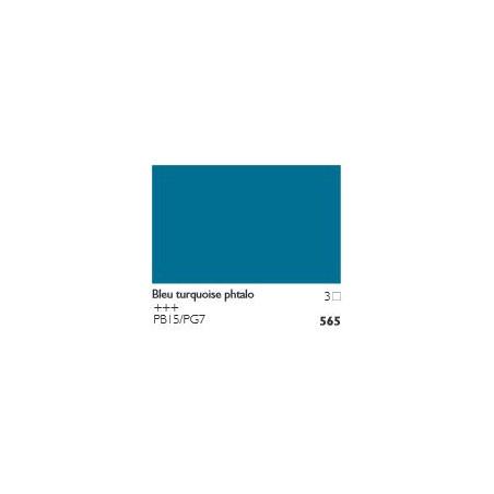 COBRA HUILE/EAU EXTRAFINE 40ML S3 565 BLEU TURQUOISE PHTALO