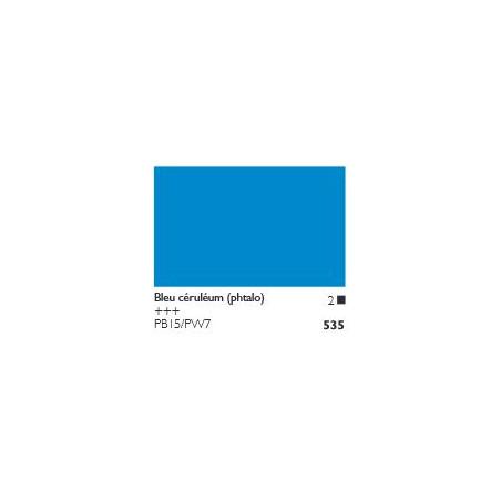 COBRA HUILE/EAU EXTRAFINE 40ML S2 535 BLEU CERULEUM PHTALO