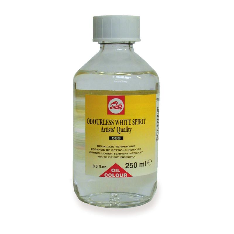 White spirit sans odeur (substitut inodore de térébenthine)