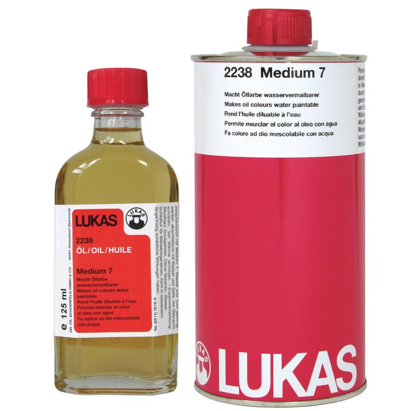 Médium à peindre 7 Lukas