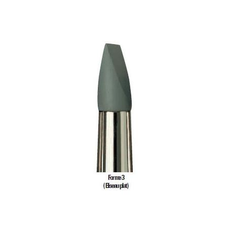 PINCEAU MODEL BISEAU PLAT FORM3 N16/A EFFACER