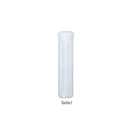 TUBE PLASTIQUE TELESCOPIQUE POUR PINCEAUX DK1