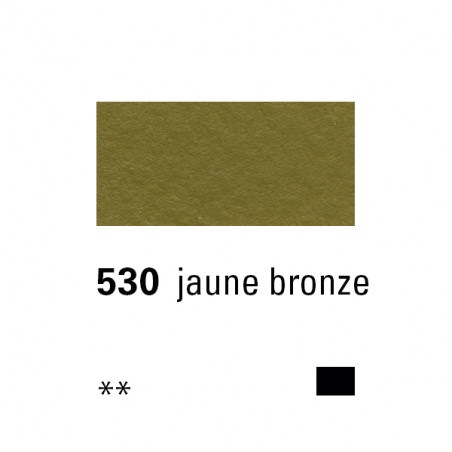 LIQUITEX BASICS ACRYL 118ML 530 JAUNE BRONZE