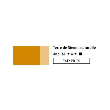 LOUVRE ACRYLIQUE 750ML 482 TERRE SIENNE NATURELLE