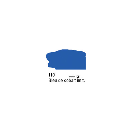 SYS3 ACRYL 150ML COBALT BLUE HUE 110