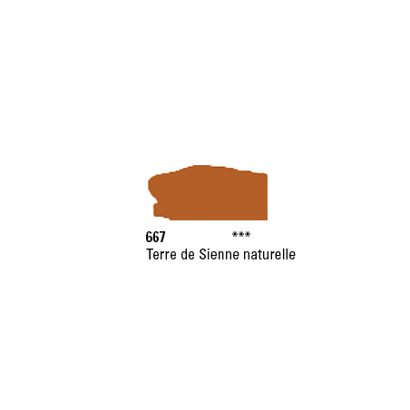 SYS3 ACRYL 150ML RAW SIENNA 667