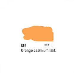 SYS3 ACRYL 150ML CADM ORANGE HUE 619