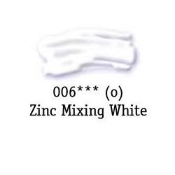SYS3 ACRYL 150ML 006 BLANC MELANGE ZINC