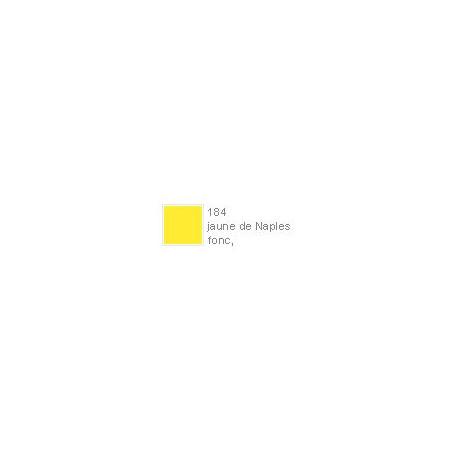 POLYCHROMOS CRAYON COULEUR 184 jaune de Naples fonc?