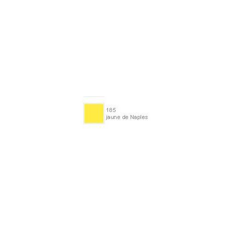 POLYCHROMOS CRAYON COULEUR 185 jaune de Naples