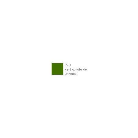 POLYCHROMOS CRAYON COULEUR 278 vert oxyde de chrome