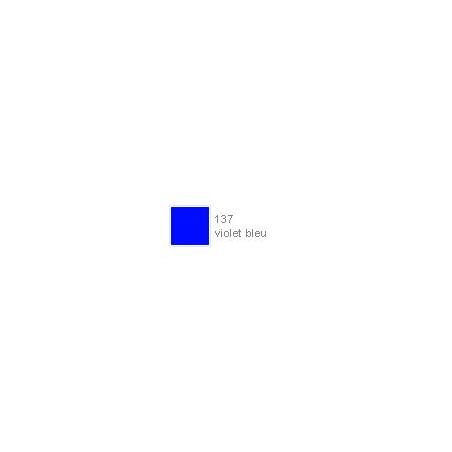 POLYCHROMOS CRAYON COULEUR 137 violet bleu