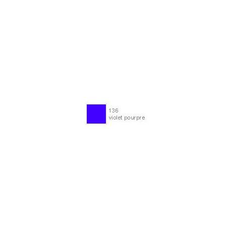 POLYCHROMOS CRAYON COULEUR 136 violet pourpre