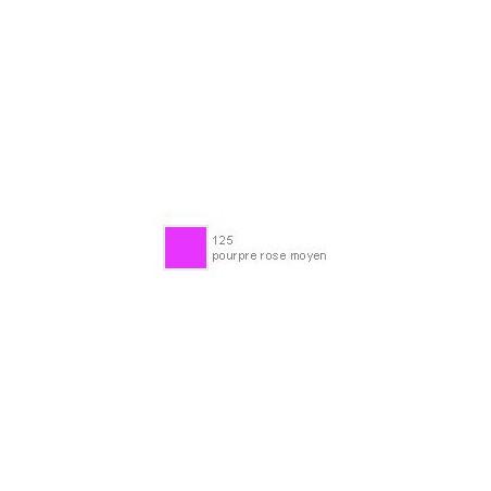 POLYCHROMOS CRAYON COULEUR 125 pourpre rose moyen