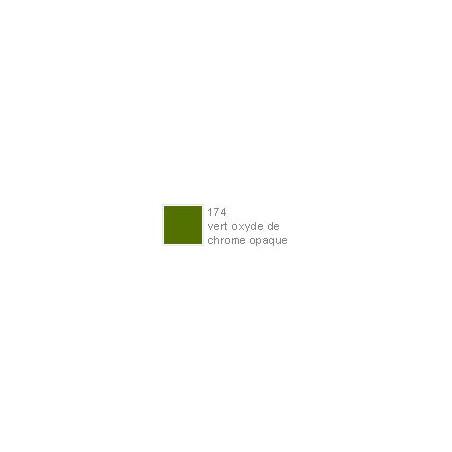 POLYCHROMOS CRAYON COULEUR 174 vert oxyde de chrome opaque