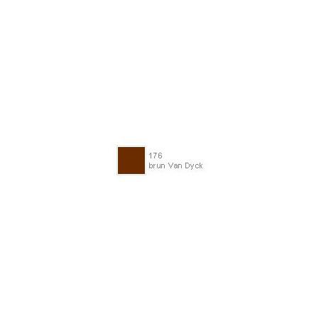 POLYCHROMOS CRAYON COULEUR 176 brun van Dyck