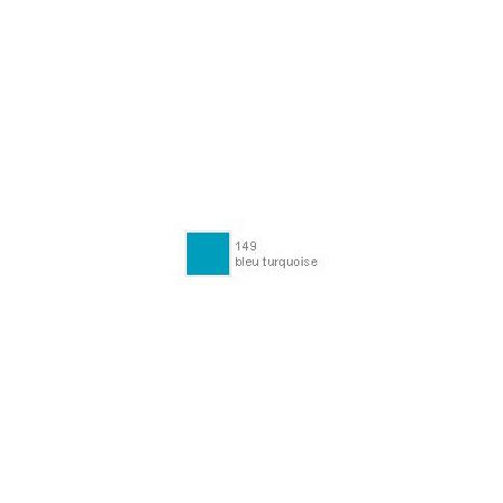 POLYCHROMOS CRAYON COULEUR 149 bleu turquoise