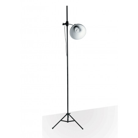 DAYLIGHT LAMPE CLIP ON STUDIO LAMP & STAND AVED TREPIED 32 WATTS