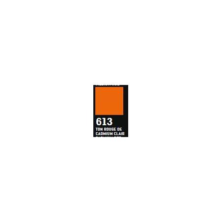 RAPHAEL ACRYLIQUE SATINEE 100ML 613 TON ROUGE CADMIUM CLAIR
