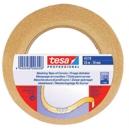 Tesa ruban de masquage en courbe
